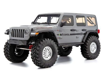 Axial SCX10 III Jeep JL Wrangler 4WD RTR GREY AXI03003T1